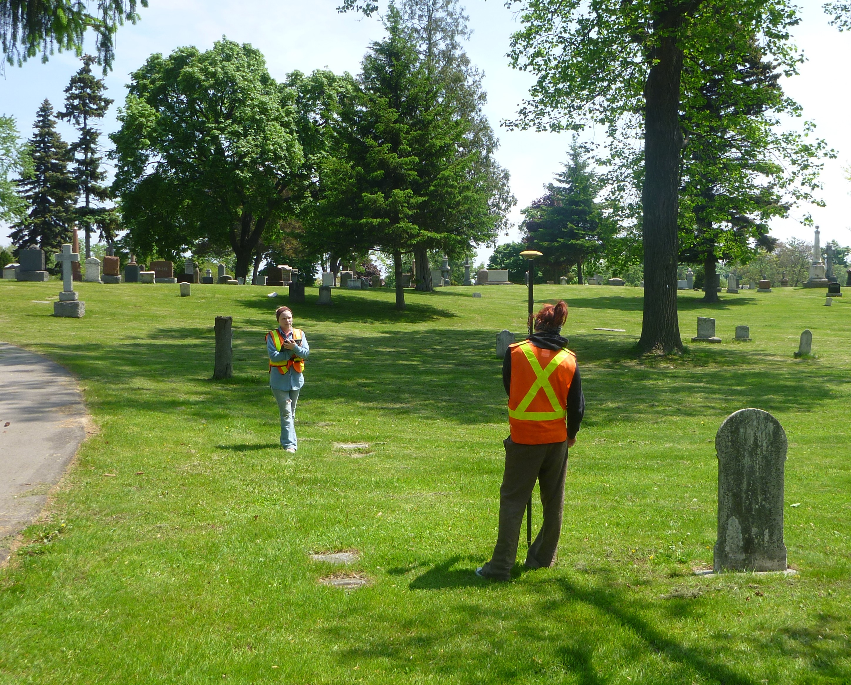 Cemeteries Research